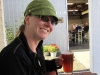 Amy Ahlin at Westport Brewing, Washinton