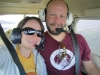 Daryl and Katt fly to Hot Springs, Montana
