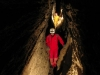 Cavers in typical canyon passage of the Kathy\'s Icebox section of the Scapegoat Cave System, Copyright Mike McEachern
