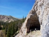 Bear Den Cave, Scapegoat Wilderness, Copyright Daryl Greaser