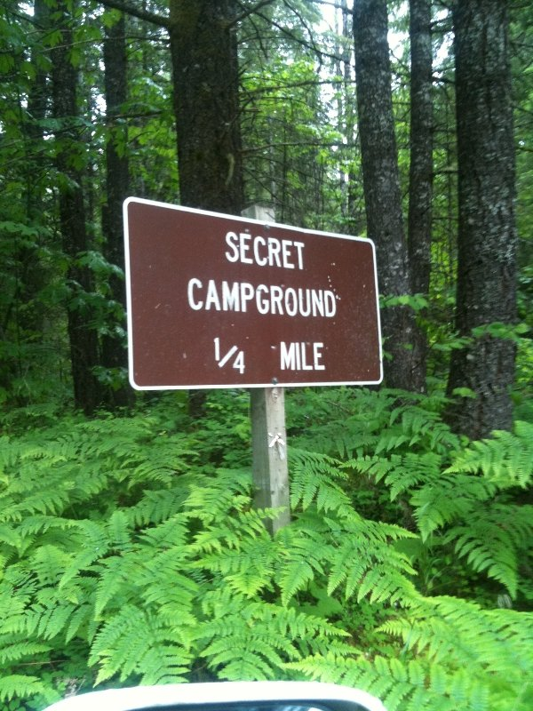 Secret Campground