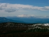 Mt. St. Helens from Mt. Adams, June 2013 by Daryl Greaser