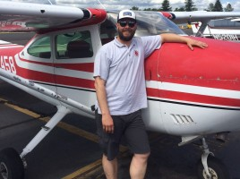 Daryl Greaser private pilot Cessna 182