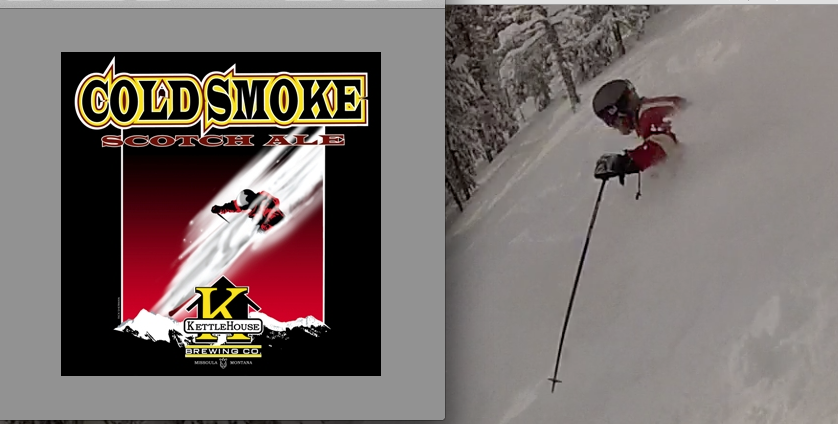 Cold Smoke Adam Kane Snowbowl 2013
